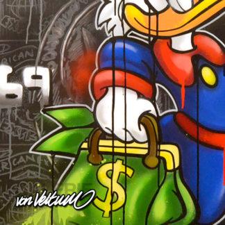 Money Duck Uncle rich