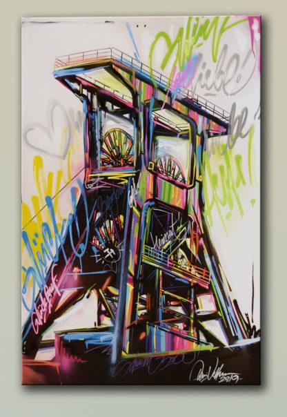 bunter-foerderturm-colorful-popart-ruhrgebiet-ruhrpott